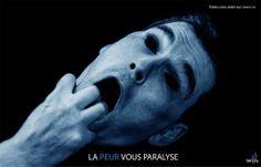 Les 7 pathologies capitales : la PEUR ! #sante #psychologie #peur #mental #pathologie #vie #blog #TonPsy