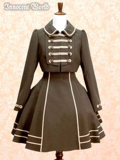 Innocent World, Lolita, Classic AKA the inspiration for Lolita John Old Fashion Dresses, Fashion Outfits, Cute Casual Outfits, Casual Dresses, Lolita Mode, Cosplay Outfits, Character Outfits, Lolita Dress, Lolita Fashion