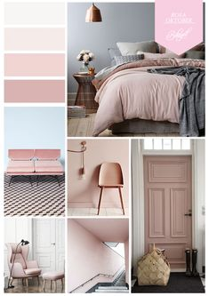 Trendy Bedroom Door Ideas For Girls Color Schemes Ideas Bedroom Color Schemes, Bedroom Colors, Bedroom Decor, Bedroom Inspo, Nordic Interior Design, Home Decor Colors, Gold Bedroom, Trendy Bedroom, My New Room