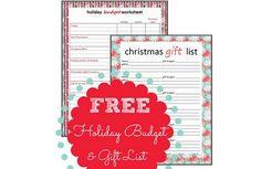 Saving Your Sanity: Creating a Holiday Gift List