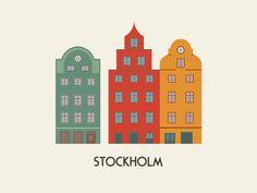 Stockholm Landmark by Ali