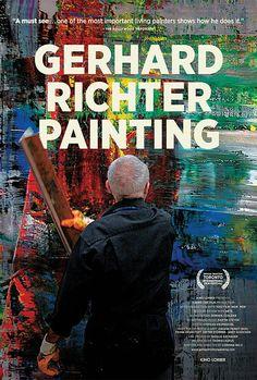 """Gerhard Richter Painting"""