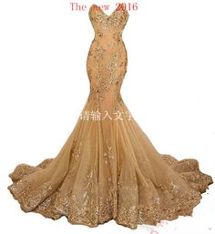 I found some amazing stuff, open it to learn more! Don't wait:https://m.dhgate.com/product/2016-new-style-mermaid-gold-prom-dresses/258319783.html