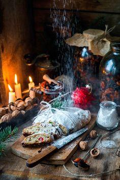 Christmas stollen by Irina_Meliukh IFTTT Meaning Of Christmas, Christmas Mood, Christmas 2017, Xmas, Stollen, Holiday Day, Christmas Program, Hello Winter, Christmas Photography