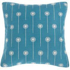 Dandelion Two - cushion cover Angie Lewin, Scandi Style, New Room, Soft Furnishings, Cushion Covers, Dandelion, Cushions, Fabric, Rugs