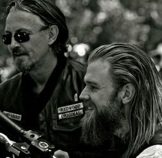 Chibs // Opie // Sons Of Anarchy