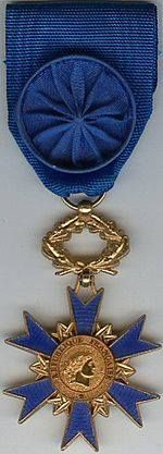 In 1989, the French government awarded the World War II Comanche Code Talkers the Chevalier of the National Order of Merit, a very high honor, for their service during the war. We are honored to have the medal displayed in our museum. #Comanche #France #WWII