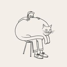 Matt Blease via Ignant.   Artists on tumblr   Lustik:  twitter | pinterest | etsy