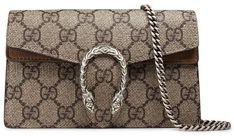 -- Gucci beige Dionysus GG Supreme super mini bag -- only always Chanel Handbags, Luxury Handbags, Designer Handbags, Women's Handbags, Gucci Bags, Gucci Designer, Designer Bags, Luxury Bags, Fashion Handbags