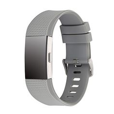 Charge 2 Band Replacement,Classic Silicone Band Accessori...