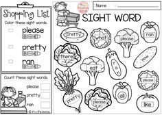 Free Sight Word Shop is perfect for Preschool, kindergarten and first graders. This product will help children to learn sight word Primer by finding, coloring and counting. Preschool | Preschool Worksheets | Kindergarten | Kindergarten Worksheets | First Grade | First Grade Worksheets | Sight Word | Sight Word Pre-Primer | Sight Word Primer| Sight Word First Grade | Sight Word Worksheets | Sight Word Shop | Sight Word Find and Color | Sight Word Printables| Free Lessons