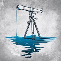 Odchodząc od przyjemności podniebienia, zawsze ciągnęło mnie do gwiazd, a wpatrywanie się w nocne niebo to prawdziwa przyjemność dla ducha, stąd teleskop prezentem pożądanym jest! ;)