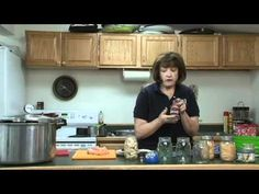 How to can Chicken - Video