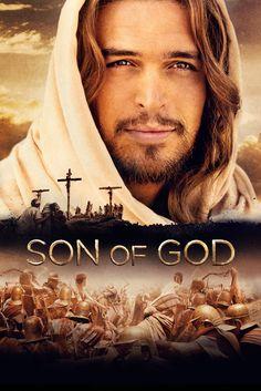 Son of God Movie Poster - Diogo Morgado, Greg Hicks, Adrian Schiller  #SonofGod, #MoviePoster, #ChristopherSpencer, #Drama, #AdrianSchiller, #DiogoMorgado, #GregHicks