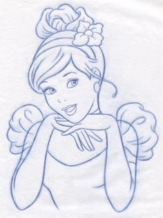 Discover thousands of images about Disney Princess novo redesenho - estilo Art Guia sobre Wacom Gallery Disney Drawings Sketches, Art Drawings Sketches Simple, Girl Drawing Sketches, Girly Drawings, Pencil Art Drawings, Easy Drawings, Simple Disney Drawings, Cartoon Drawings, Disney Princess Coloring Pages