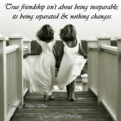 Dedicated to the friends that have moved away but our friendship stays the same