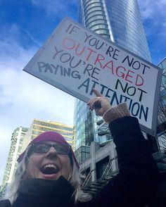 27 of our favourite signs from the Women's March in Vancouver (PHOTOS) | Daily Hive Vancouver
