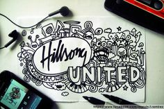 gambar h. u. doodle
