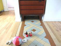 du carrelage suranné Contemporary, Rugs, Home Decor, House, Farmhouse Rugs, Decoration Home, Room Decor, Carpets, Interior Design