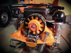 Jons type 4 engine, detailed by Dubs and Classics