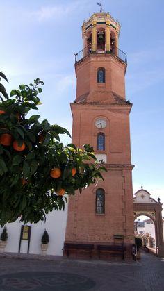 Cómpeta - Iglesia Ntra. Sra. Asunción  photo: Robert Bovington