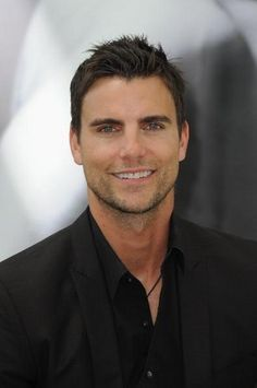 Colin Egglesfield on playing Christian Grey in 'Fifty Shades'  #FiftyShades #ChristianGrey