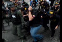 #17F #Venezuela #Protestas #Represión #Estudiantes