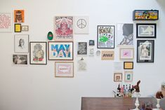 Kimmy & Nathan's Art Driven Loft