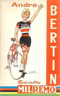 Cover of the 1972 Andre Bertin catalog.