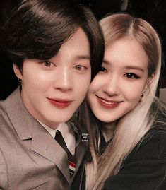 Likes, 70 Comments - 𝐣𝐢𝐫𝐨𝐬𝐞 ヾʕ Bts Girl, Bts Boys, Kpop Couples, Cute Couples, Mochi, Young Park, Lisa Blackpink Wallpaper, Relationship Goals Pictures, Blackpink And Bts