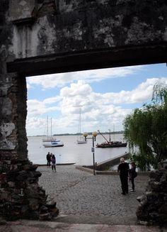 Puerto Deportivo de Colonia, Uruguay.