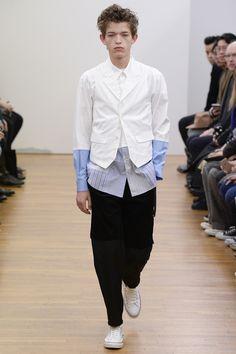 Comme des Garçons Shirt menswear fall/winter 2016