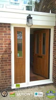 Solidor Composite Doors by Timber Composite Doors the largest range of Timber Core Composite Doors, Stable Doors fitted Nationwide. Design your new door today. Contemporary Front Doors, Modern Contemporary, Composite Door, Home Hacks, Good Company, Stables, 12 Months, Locks, Composition