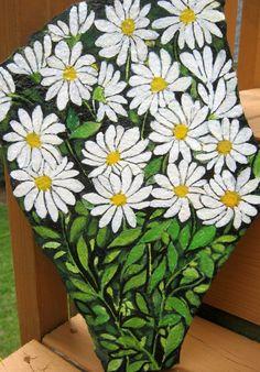 Daisies - The Happiest Flower Garden Rock