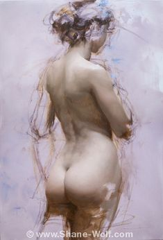 Shane Wolf: Figure Painting