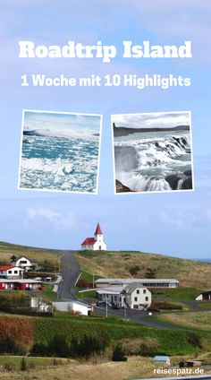 Meine Top 10 Highlights in Island Roadtrip Iceland. Perfect itinerary for a week Iceland. Europe Destinations, Bucket List Destinations, Roadtrip Europa, Highlights, Reisen In Europa, Free Day, Infused Water, Round Trip, Car Rental