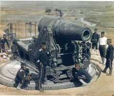 Artillery from the Russo-Japanese War, 1904-5