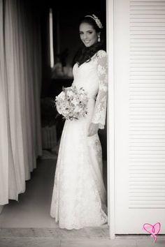 Vestido de noiva Glorinha Pires Rebelo