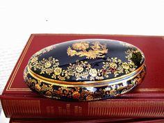 VINTAGE LIMOGES porcelain Trinket/jewelry  par LesMondesDeChristine, €25.00
