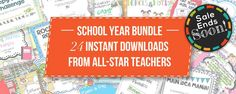 Must-See Educents Deal - $29.99 for over $201 worth of products for 2nd and 3rd Grade teachers!  Products cover topics such as determining importance, questioning, summarizing, word problems, main idea, measurement, spelling, comprehension, multiplication, forces and motion, and MUCH, MUCH MORE!