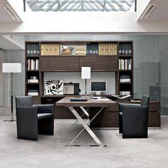Executive offices: AC EXECUTIVE – Collection: B&B Italia Project – Design: Antonio Citterio