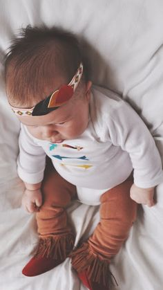 Boho Baby… omg DONT make me want to have another baby.