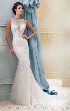 2015-vintage-font-b-kleinfeld-b-font-crystal-mermaid-lace-wedding-dresses-scoop-cheap-ivory-white.jpg (946×1500)