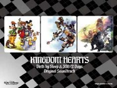 Night of Tragedy - Birth by Sleep & 358/2 Days & Re:coded OST - CD3 [Tra...