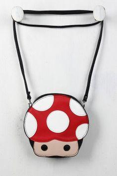 Mushroom Character Bag