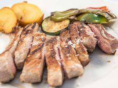 Presa de cerdo ibérico de bellota Reserva Online de platos tipicos en EligeTuPlato.es