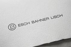 Corporate Identity for a German law firm specialised in public procurement law, public commercial law, EU-law and public affairs, state aid law, compliance and IT law.  https://eschbahnerlisch.de/  #graphicdesign #logodesign #logo #identity #branding #brandidentity #corporatestyle #logodesigner #graphicdesigner #logodesigns #brand #businesslogo #professionallogo #design #graphics #illustrator #illustration #font #type #typeface #designer #icon #symbol #logoaday #art #corporateidentity #lawer