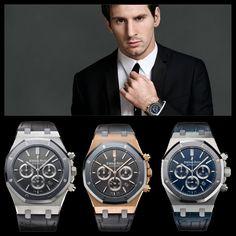 #Messi #Argentina #AudemarsPiguet