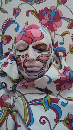 Olga Danilova Makeup | Face and body painting | Flowers
