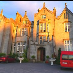 Kinnitty Castle Hotel - famous for Irish Castle Weddings is located on the outskirts of Kinnitty Village in Offaly, Ireland. Dungeon Bar is open at weekends for food and